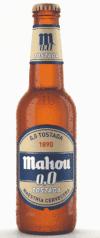 MAHOU 0.0 TOSTADA