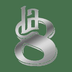 logo la8 pool